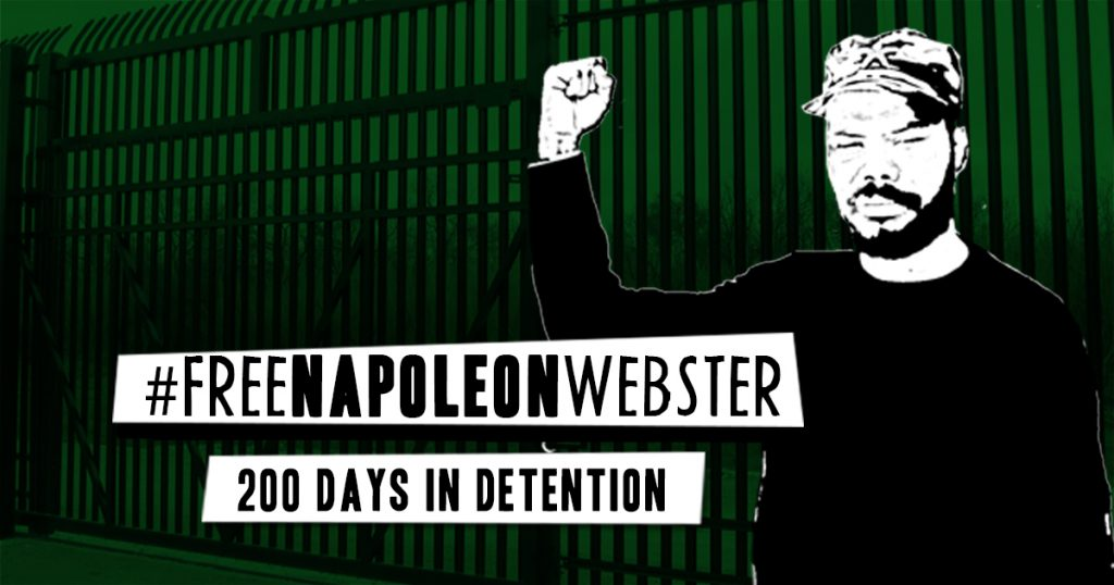 Napoleon-Webster-in-Prison-graphic